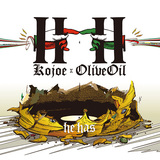KOJOE×Olive Oil、予定調和ではないラップとトラックの噛合せがまるでジャズ・セッションようにスリリングな新EP
