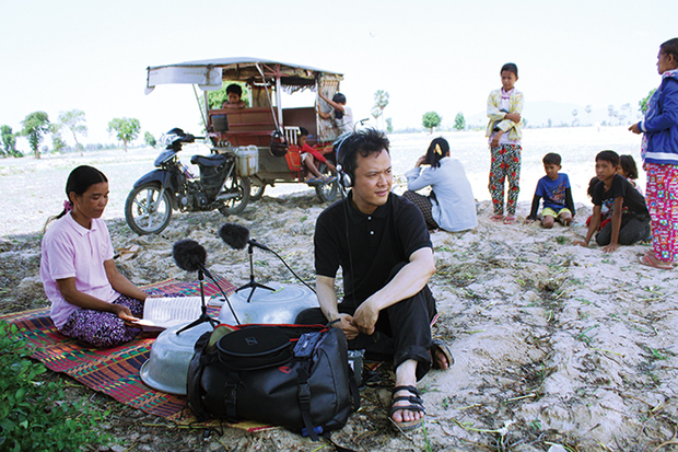 森永泰弘――響きあうアジア2019〈「サタンジャワ」サイレント映画+立体音響コンサート〉をフィールド・レコーディングでデザインする