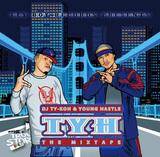 DJ TY-KOHがYOUNG HASTLE曲をストリート・マナーでミックス、十影やY'SにRAW-Tら迎えた新曲の充実も◎