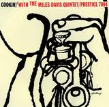 MILES DAVIS QUINTET 『Cookin' With The Miles Davis Quintet』