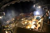 SiM主催〈DEAD POP FESTiVAL 2016〉DAY.1 オーディエンス大興奮! CAVE STAGEの模様をリアルタイム・レポ!