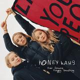 ハニー・ハーズ 『Dear Someone, Happy Something』 平均年齢13歳の3姉妹がラフ・トレードからデビュー