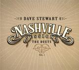 デイヴ・スチュワート 『Nashville Sessions: The Duets, Vol. 1』 ソロ3作からデュエット曲だけを選んだ好企画盤