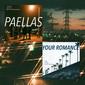 PAELLAS、明日の主催イヴェントにてYOUR ROMANCEとの限定スプリットEP販売&トレイラー音源公開