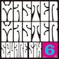 MASTER MASTER『Square 6』〈テクノの暴君〉5作目は、現場の臨場感をパッケージした怒涛の重低音ビートに悶絶!