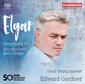 エドワード・ガードナー、BBC交響楽団、ドーリック弦楽四重奏団 『エルガー: 交響曲第1番、序奏とアレグロ』 高貴かつシンプルに快演