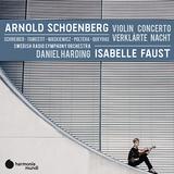 イザベル・ファウスト(Isabelle Faust)ほか『シェーンベルク:ヴァイオリン協奏曲、浄夜』12音技法の向こう側を照らし出さんばかり、極上の悦ばしき聴体験