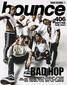 BAD HOP、長渕剛、アップアップガールズ(仮)が表紙で登場! タワーレコードのフリーマガジン〈bounce〉406号発行