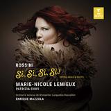 マリエ・ニコール・レミュー 『ロッシーニ:オペラ・アリア集』 実力・人気共に一流コントラルトの新作は繊細な表現力際立たせたライヴ盤