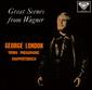 ハンス・クナッパーツブッシュ 『ロンドン・シングス・ワーグナー』 不世出のワーグナー指揮者による緊張感に満ちた最高傑作