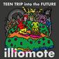 illiomote『Teen Trip Into The Future』ギターと打ち込みによるハンドメイドな音で強めたドリーム・ポップ色