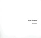Ryoji Ikeda『music for percussion』従来の作風とは一線を画した完全アコースティック仕様