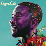 ジョン・レジェンド(John Legend)『Bigger Love』ラファエル・サディークと再タッグ アンダーソン・パークらの曲で広い音楽性を総括