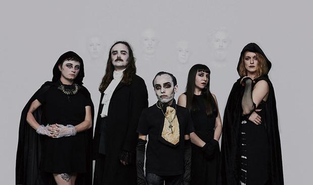 ザウ『Magus』 ボディとのコラボでポスト・インダストリアル好きも虜にするスラッジ・メタル集団が放った4年ぶりのフル・アルバム!