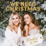 マディ&タエ(Maddie & Tae)『We Need Christmas』ナッシュヴィル発のカントリー・デュオが届ける温もりに満ちた演奏