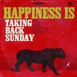 TAKING BACK SUNDAY 『Happiness Is』