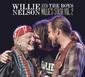 ウィリー・ネルソン 『Willie And The Boys: Willie's Stash Vol. 2』 息子2人を従えた、ゴキゲンなカントリー名曲集