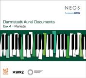 VA 『ダルムシュタット・オーラル・ドキュメント Vol.4《 現代音楽の名ピアニストたち》』 豪華ラインナップのシリーズ第4弾・7枚組