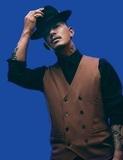 MABU『BRIGHTEST DOPE』LDHの新進R&Bシンガーが語る、等身大の信念を込めた初のアルバム