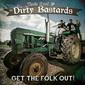 アンクル・バード&ザ・ダーティー・バスターズ 『Get The Folk Out!』 伊の6人組によるアイリッシュ・パンク盤