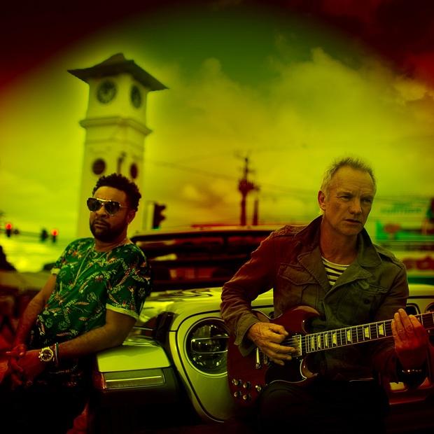 スティングとシャギー(Sting & Shaggy)の友情に基づくアルバム『44/876』に込められたメッセージとは?