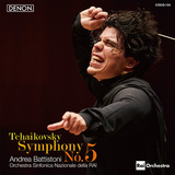 バッティストーニがイタリア随一のオーケストラ、RAI国立交響楽団とセッション録音 名曲『チャイコフスキー:交響曲第5番』
