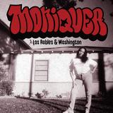 モニカ(Moniquea)『Los Robles & Washington』Gファンクを通して解釈した80sマナーのエレクトロニックでモダンなブギー・ファンクの連続