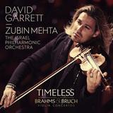 DAVID GARRETT 『タイムレス ~ブラームス&ブルッフ ヴァイオリン協奏曲集』