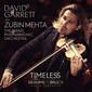 DAVID GARRETT 『タイムレス ~ブラームス&ブルッフ ヴァイオリン協奏曲集』 協奏曲の名曲に挑んだ意欲作