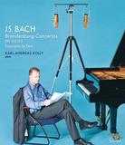 カール=アンドレアス・コリーによる「ブランデンブルグ協奏曲」全曲をピアノ1台で演奏した注目のレコーディング