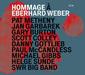 ヤン・ガルバレク、ゲイリー・バートン、パット・メセニー 『Hommage』 E・ウェーバーを励ますコンサート収めた一枚