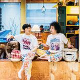 蓮沼執太&U-zhaanならではな新しい音楽―アート・リンゼイや坂本龍一ら参加、実験的ながらもリラックスしたコラボ集を語る