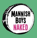 MANNISH BOYS 『Naked』 斉藤和義×中村達也、2人の個性がスリリングに激突する