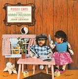 ハリー・二ルソン(Harry Nilsson)『プシー・キャッツ45周年記念盤』ジョン・レノンが手掛けた名作を豪華仕様で復刻した限定盤