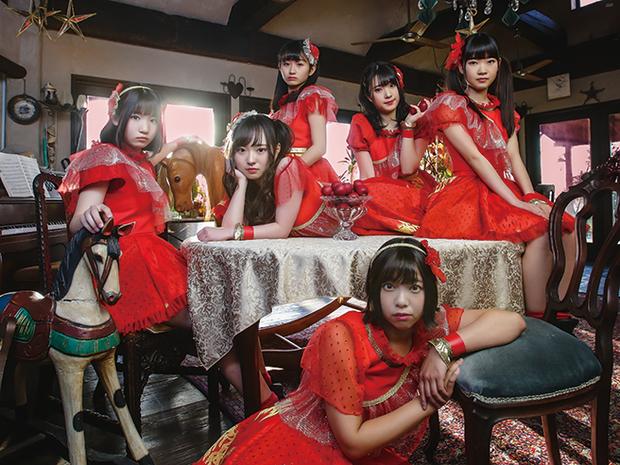 "Fragrant Drive""胸の奥のVermillion"" 逆境に立ち向かう6人組のエモーショナルなデビュー・シングル!"