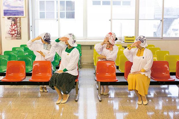 佐渡ヶ島の主婦たちから成る婦人倶楽部、初作『フジンカラー』はMC sirafuや北園みなみら参加したお洒落すぎる渋谷系ポップ!