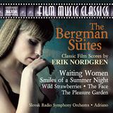 スウェーデンの映画監督イングマール・ベイルマンと関係の深い映画音楽作曲家エリック・ノルドグレン作品集