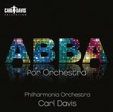 カール・デイヴィス、フィルハーモニア管弦楽団 『ABBA・フォー・オーケストラ』 ポップ名曲をゴージャスにアレンジ