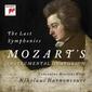 NIKOLAUS HARNONCOURT 『モーツァルト:後期三大交響曲』――名指揮者の意思がより明確に表現された再録音
