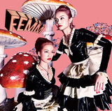 意思を持ったマネキン・ダンス・デュオ、FEMMによるボーイズ・ノイズ制作曲含む初作はベース・ミュージック軸にフロア直結のエッジーな楽曲満載