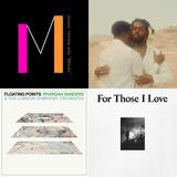 フローティング・ポインツ&ファラオ・サンダース(Floating Points & Pharoah Sanders)のコラボ作など今週リリースのMikiki推し洋楽アルバム7選!