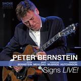 ピーター・バーンスタイン 『Signs Live!』 94年作のメンバーが再集結したライヴを収録