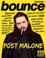 ポスト・マローン、Suchmos、ジョルジャ・スミスが表紙で登場! タワーレコードのフリーマガジン〈bounce〉416号発行