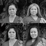 うないぐみ『うない島』初代ネーネーズのメンバーら沖縄女性唄者4人が〈島〉をテーマに伝統民謡を歌う