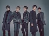 DAY6 『UNLOCK』 〈K-POP〉という枠組みには捉われないボーイズバンドによる、待望のJAPAN 1st ALBUM