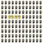 ガール・バンド 『Holding Hands With Jamie』 ギャング・オブ・フォーらの系譜に連なる硬派なポスト・パンク盤
