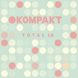 VA 『Kompakt Total 18』 コンパクトの名物コンピ第18弾、新旧アクト参加の豪華2枚組