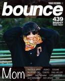 Momが表紙で登場! タワーレコードのフリーマガジン〈bounce〉439号発行