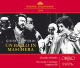 クラウディオ・アバドの指揮と、パヴァロッティ、カップッチッリが劇的な歌唱を聴かせる1986年『仮面舞踏会』のライヴ録音