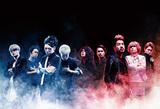 SiM vs Crossfaithのドリーム・マッチ! タワレコ×レッドブル・スタジオ東京発の新レーベルが送り出す初のコラボ・シングル